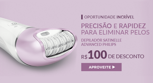 Depilador Satinelle Advanced Philips