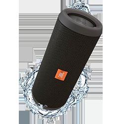 Caixa de Som Bluetooth JBL FLIP3 Preta 16W RMS Bluetooth Entrada P2