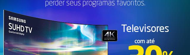 Prepare-se para o Sinal Digital com desconto em Televisores