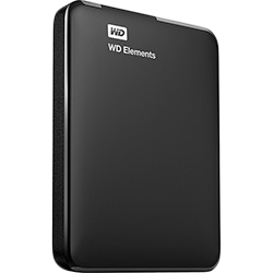 HD Externo Portátil WD Elements 1TB USB 3.0