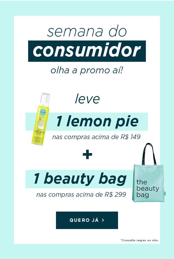 Semana do consumidor com mais de 30 produtos pela metade do preço. Compre agora!