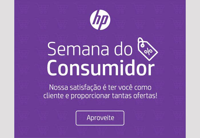 Semana do Consumidor HP