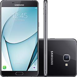 Smartphone Samsung Galaxy A9 Dual Chip Android 6.0 Tela 6 Octa-Core 1.8 Ghz 32GB 4G Câmera 16MP - Preto