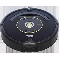 Robô Aspirador iRobot Roomba 650 Limpeza a Vácuo Sem Fio 33W Preto e Cinza