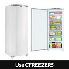 Freezer Consul Vertical DeFrost Branco 231L CVU26EBANA