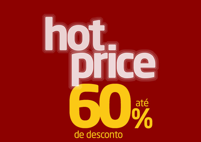 Hot Price As ofertas mais quentes da internet