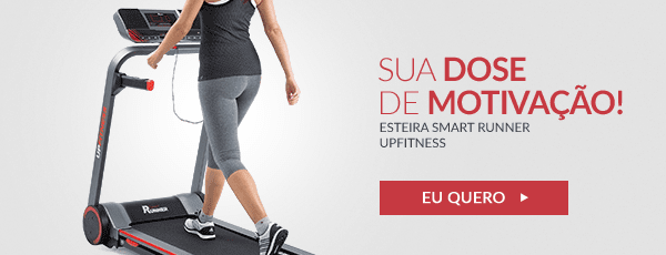 Esteira Smart Runner Upfitness