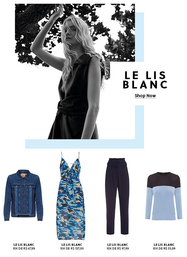 2755d4afc O PREGADOR: Luiza Dias 111, Ateen, Le Lis Blanc e mais novidades das ...